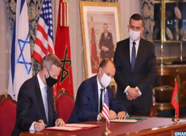 Morocco, USA Sign Two Agreements for Promotion of Investments in Morocco and Africa