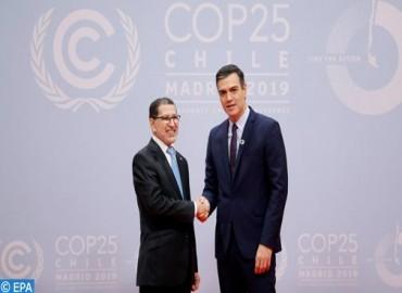 Ouverture à Madrid des travaux de la COP25 avec la participation du Maroc