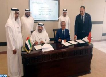 التوقيع على برنامج تنفيذي للتعاون في مجال الشؤون الإسلامية بين المغرب والإمارات