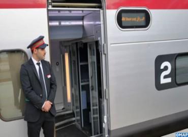 Over 200k Passengers Took Al-Buraq High-speed Train in January