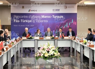 Morocco, Turkey Agree to Review the Terms of their Free Trade Agreement for 'More Balanced' Trade