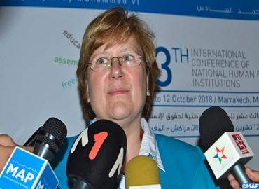 Le CNDH, un acteur incontournable au Maroc notamment dans le domaine de l'ancrage et de l'éducation aux droits de l'Homme