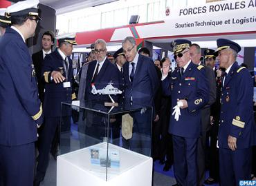 4ème Salon international de l'Aéronautique et du spatial