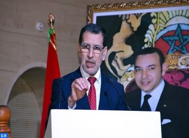 Les rencontres régionales du gouvernement conduit Saâd Eddine El Othman à Marrakech-Safi