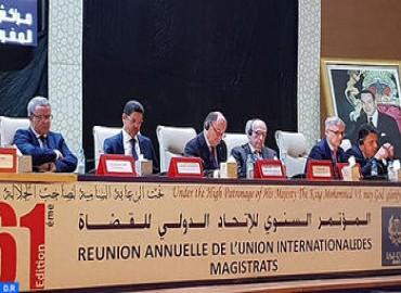 Arranca en Marrakech el 61 Congreso de la Unión Internacional de Magistrados