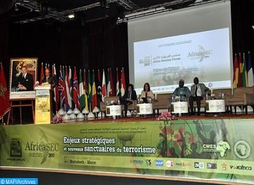 Ouverture des travaux de la 9è édition du Forum de Marrakech sur la Sécurité