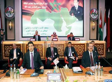 Abierto en Marraquech el 31 Consejo de los ministros árabes de Interior