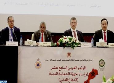 السيد لفتيت: تزايد الأزمات والكوارث الطبيعية يفرض تنسيقا فعليا وناجعا على الصعيد العربي