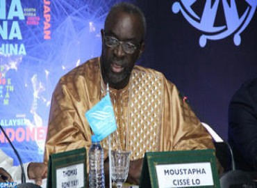 MEDays2018: ECOWAS Parliament Speaker Reaffirms his Support for Morocco's Accession
