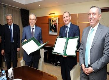Signature d'un mémorandum d'entente maroco-britannique dans le domaine des statistiques