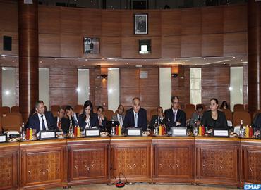 السيد مزوار يترأس اجتماع اللجنة المختلطة للقطاع العمومي والخاص