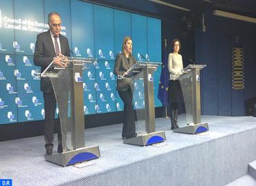 الدورة ال12 لمجلس الشراكة المغرب-الاتحاد الأوروبي