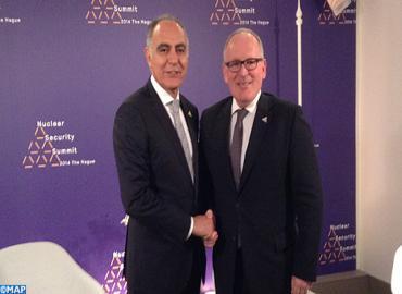انعقاد القمة الثالثة حول الأمن النووي بلاهاي بمشاركة المغرب