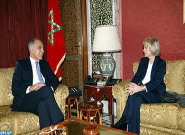 La situación en Marruecos transmite