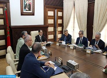 El Othmani preside la 3ª reunión del consejo de orientación estratégica de la Agencia del Millenium Challenge Acccount-Marruecos