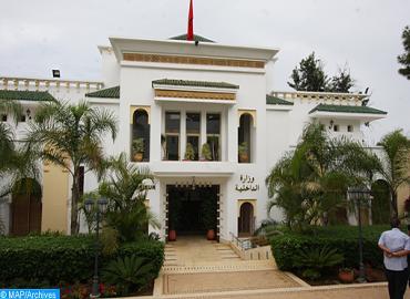 La commission gouvernementale de suivi des élections tient une réunion avec les dirigeants et représentants des partis de la majorité