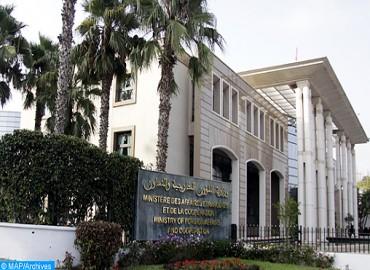 استدعاء القائم بالأعمال بسفارة الجزائر بالرباط لمقر وزارة الشؤون الخارجية والتعاون الدولي على خلفية التصريحات الخطيرة لوزير الخارجية الجزائري حول السياسية الإفريقية للمملكة