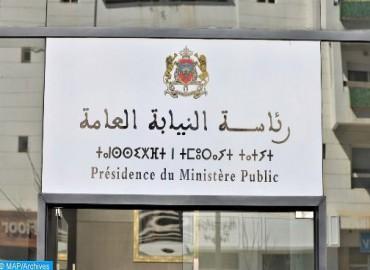 رئاسة النيابة العامة تصدر تعليماتها للوكيل العام للملك لدى محكمة الاستئناف بالرباط لفتح بحث قضائي حو