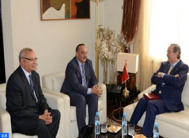 تعزيز العلاقات الثقافية في صلب محادثات مغربية إسبانية بالرباط