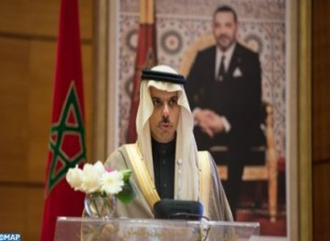 Saudi Arabia Welcomes Morocco's Ongoing Commitment to Spotlight Al Quds Asharif Issue