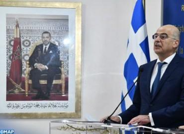 Greece Lauds Major Reforms Undertaken under Leadership of HM the King