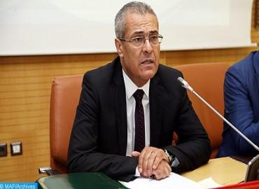 système judiciaire marocain au Forum mondial des avocats en Chine