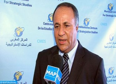 Mohamed Benhammou, Guest of 'MAP Diplomatic Meetings' on Tuesday