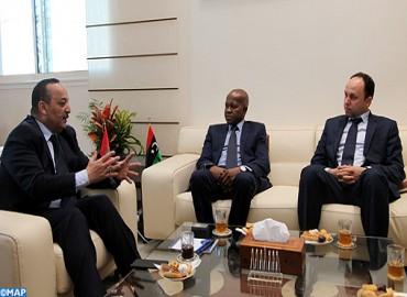 السيد الأعرج : المغرب مستعد لتمكين ليبيا من الاستفادة من الخبرات التي راكمها في مجال التكوين المهني