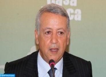 M. Sajid inaugure la Maison de l'Artisan d'Azemmour