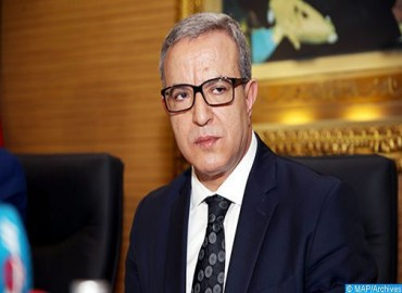 M. Aujjar appelle à l'intensification des efforts pour relever les défis auxquels fait face la justice sur les plans local, régional et international