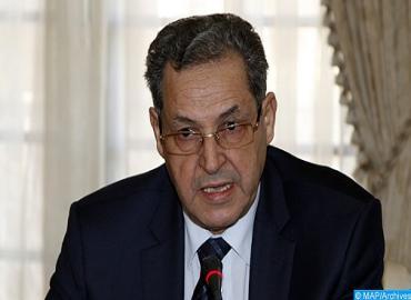 وزير التعمير وإعداد التراب الوطني يلتقي بأعضاء حكومة الشباب الموازية