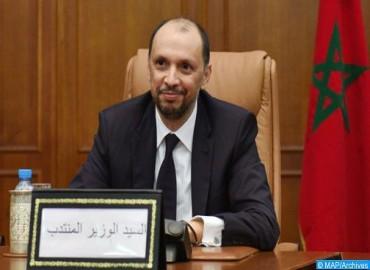 M. Jazouli représente le Maroc à la session extraordinaire du Conseil Exécutif de la CEN-SAD