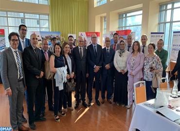 السيد الفاسي الفهري يبرز بمونتريال الفرص الاستثمارية في قطاع العقار بالمغرب