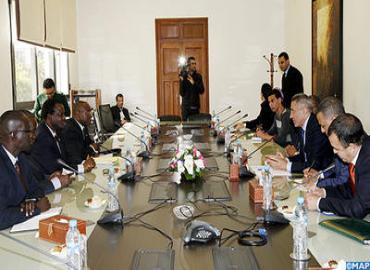 رئيس لجنة المجموعة الاقتصادية لدول غرب إفريقيا في زيارة عمل إلى المغرب