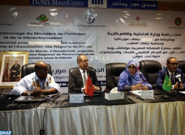 Morocco, Mauritania Sign MoU on Territorial, Regional and Local Administration