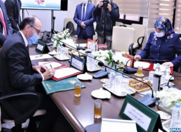 Framework Partnership Agreement Signed in Rabat to Promote Urban Accessibility