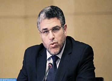 Mustapha Ramid invité du Forum de la MAP demain mardi