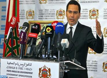 Marruecos está determinado a luchar contra las redes de inmigración clandestina y de tráfico de droga