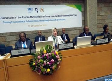 Marruecos llama a ganar la batalla de la acción frente al gran reto de los cambios climáticos