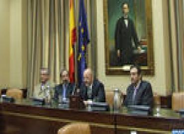 Se anunció en Madrid la creación del Club de los amigos de Marruecos en España