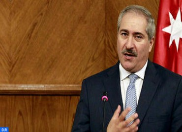 السيد ناصر جودة : عاهل المملكة الأردنية وجه دعوة رسمية لجلالة الملك محمد السادس لحضور القمة العربية المقبلة