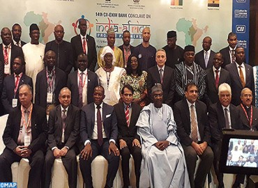 14th Conclave on India-Africa Project Partnership Opens in New Delhi with Morocco's Participation