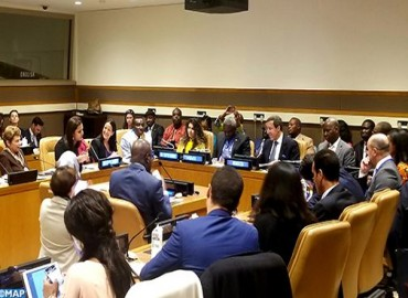 ONU: Le Maroc organise à New York une conférence sur le rôle du secteur privé pour l'emploi des jeunes en Afrique