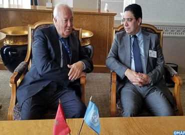 Moratinos Expresses Gratitude to HM the King for Holding Alliance of Civilizations Global Summit 2020 in Morocco