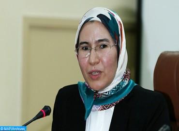 Mme El Ouafi plaide à Nairobi pour la consolidation des politiques liées à la migration à travers l'inclusion de clauses spécifiques relatives à l'environnement et au climat