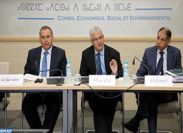 Le Maroc a pu réussir son processus de développement en dépit d'une conjoncture nationale et internationale défavorable