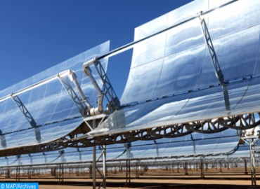 Ouarzazate's Noor Solar Plant Supplies Nearly 2 Mln Moroccans with Electricity, Minister Says