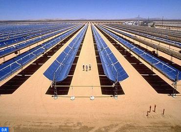Noor Ouarzazate: le plus grand complexe énergétique solaire au Monde
