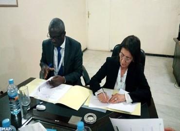 التوقيع بنواكشوط على اتفاق شراكة بين المغرب وموريتانيا في مجال المحروقات والمعادن