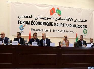 أشغال المنتدى الاقتصادي الموريتاني– المغربي
